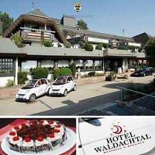 4 Tage Schwarzwald Wellness Kurzurlaub Hotel Waldachtal + Halbpension