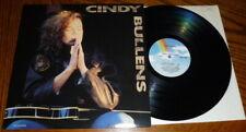 Cindy Bullens Self Titled Vinyl Record LP Album USA import