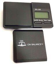 A conti fatti dx150 Elettronica Digitale Tascabile Scale 150gm x 0.1gm 2 anni di garanzia