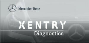 Mercedes DAS/Xentry 2021.6 Long Key Activation Remote Support
