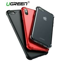 Ugreen Shock-proof Phone Case Protective Silicone Soft TPU Cover Fr iPhone XR, 8