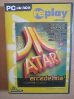 ARCADE HITS  ATARI  - Asteroids Centipede Pong Missle Command  Breakout - PC