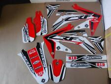 FLU PTS3  FACTORY HONDA TEAM GRAPHICS  CRF450R  CRF450 2005 2006 2007 2008