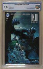 DARK KNIGHT III THE MASTER RACE JIM LEE VARIANT #5 CGCS 9.8 Limited 1 for 500