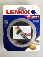 "Lenox Tools 1772021 3"" 76mm Bi-Metal Speed Slot Hole Saw, New"