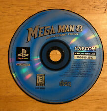 Mega Man 8 Anniversary Edition PS1 (Sony PlayStation 1) Disc Only Free Shipping!
