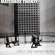 Matchbox Twenty - Exile on Mainstream CD 2007 Atlantic VG