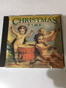 Christmas Time Cd Multiple Orchestras