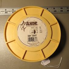 Ande 30 LB Test fishing line Germany (lot#11744)