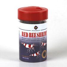 Red Crystal Shrimp Food Aquarium Bee Shrimp Feed 45g UP Aqua