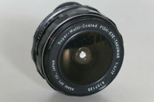 ASAHI PENTAX  SMC TAKUMAR 17 mm 1:4 Oeil De Poisson Fish Eye m42