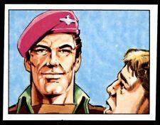 Panini Action Man Sticker 1983 No. 204