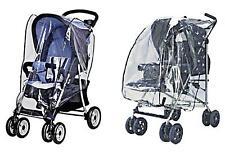 reer PEVA Universal-Regenschutz Baby Kinderwagen Schutz Regen Wetter Buggy Sport