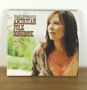 Suzy Bogguss /  American Folk Songbook / Audio Music CD / NEW Sealed