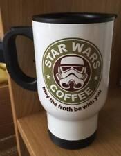 star wars coffee Personalised Thermal Travel Mug 14oz
