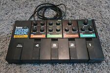 Korg Modular Effects PME40X Guitar Effects Pedal Unit Phaser Flanger Chorus Di