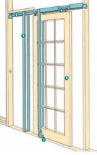 """COBURN H36 Hideaway pocket door kit, complete, doors up to 915mm (36"""") wide"""