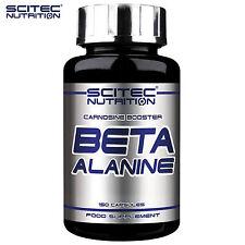 Beta Alanine 150 Caps Energy Endurance Carnosine Booster Crossfit Running Amino