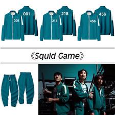 Tuta Costume Squid Game Set Completo 001 067 212 218 240 456