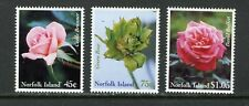 NORFOLK 683-85 AND 686 (S/S), 1999 ROSES, MNH (NOR062)