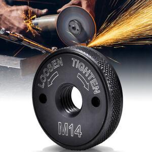 Schnellspannmutter M14 für alle Winkelschleifer DeWalt Bosch Makita Metabo Hilti