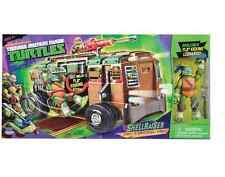 Teenage Mutant Ninja Turtles Shellraiser Vehicle with Leonardo Figure- Brand New