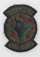 USAF Air Force Patch: 433rd Tactical Fighter Training Squadron - subdued