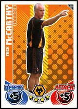 Mick McCarthy #464 Topps Match Attax 2010-11 Football Card (C602)