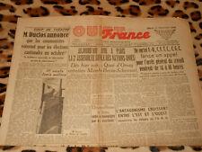 OUEST-FRANCE - Edition Manche-Sud - N° 1300 - Mardi 21 Septembre 1948