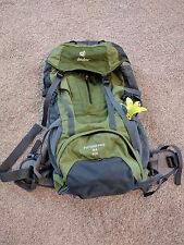 Deuter Futura Pro 34 SL - Women's Hiking Backpack - Green - NEW