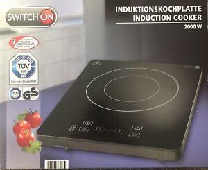Switch On Induktion kochplatte