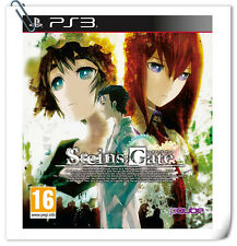 PS3 SONY PLAYSTATION Games Steins;Gate Adventure PQube