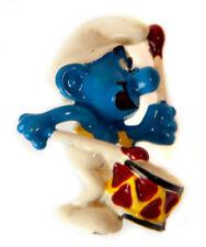 Vintage Peyo Smurf Metal enamel Smurfs pin