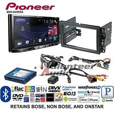 Pioneer AVH-X490BS Double Din DVD CD Player Car Radio Install Mount Kit