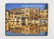 SOUVENIR FROM GREECE CRETE ISLAND #2 FRIDGE MAGNET -ijk8Z
