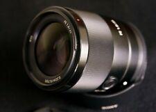 Sony 35mm f/1.8 FE
