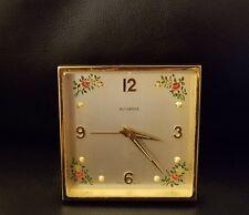 Antique Bucherer Boudoir Mantle Clock