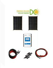 Solar Panel KIT Panneau Solaire 200W 200 W Watt (2 * 100 W) 30A MPPT Poly 12V
