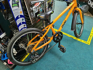 Frog 52 Orange Kids Hybrid Bike