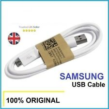 SAMSUNG MAINS MICRO USB WALL CHARGER FOR GALAXY S2 S3 S4 - 100% ORIGINAL