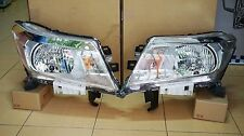 NISSAN NAVARA / NP300 2015-17 GENUINE PAIR HEADLIGHT LAMP