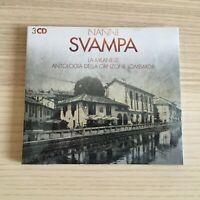 Nanni Svampa _ La Milanese Antologia _ 3 X CD Album digipak _SIGILLATO RARO