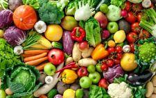 mélange de graines de tous les légumes du potager