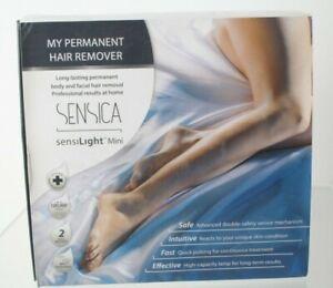 Sensica Sensilight Mini Rpl Hair Reduction System 100,000 Flashes