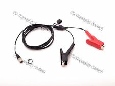 Power Cable with Fuse for TRIMBLE 5600 3600 TOTAL STATION,GEODIMETER