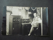 CARTE PHOTO GD LUXEMBOURG DIFFERDANGE BUREAU ? DEBUT XXe s