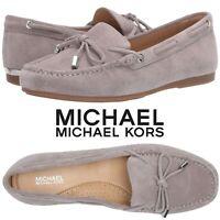 MICHAEL Michael Kors Sutton Moc Loafers Women's Flats Slip On Shoes Moccasins