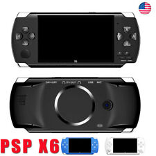 """Handheld Game Console 64 Bit 4.3"""" PSP 8GB Video Game Player With 10000 Games NEW"""