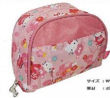 Hello Kitty Kimono Makeup Pouch Case Cosmetic Bag Purse Box Sanrio Japan Z4205