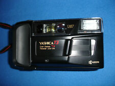 Yashica T3 Kompaktkamera mit Carl Zeiss Tessar 2,8/ 35